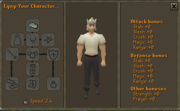 3rd Age Mage Hat Stats