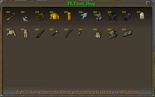 PK Point Shop