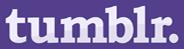 Tumblr button