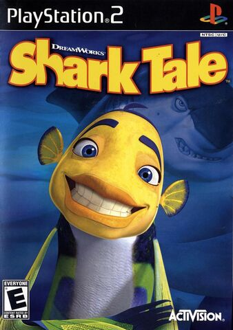 File:Shark Tale for Sony PlayStation 2.jpg