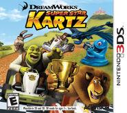 DreamWorks Superstar Kartz for Nintendo 3DS