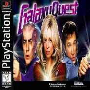 Galaxy Quest for Sony PlayStation One