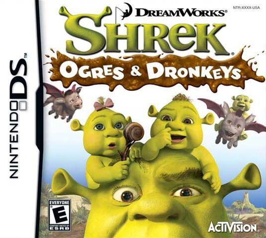 File:Shrek Ogres & Donkeys for Nintendo DS.jpeg