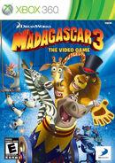 Madagascar 3 for Microsoft XBOX 360