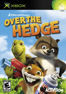 Over The Hedge for Microsoft XBOX