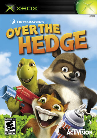 File:Over The Hedge for Microsoft XBOX.jpg