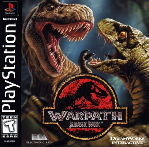 File:Jurassic Park Warpath for Sony PlayStation One.jpg