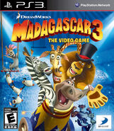 Madagascar 3 for Sony PlayStation 3