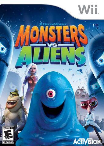 File:Monsters Vs Aliens for Nintendo Wii.jpg