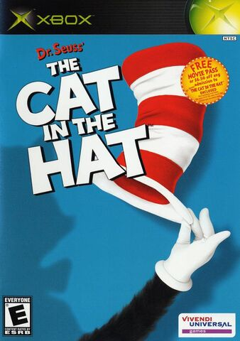 File:The Cat In The Hat Movie Video Game for Microsoft XBOX.jpg