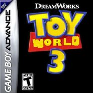 Toy World 3 for Nintendo Gameboy Advance