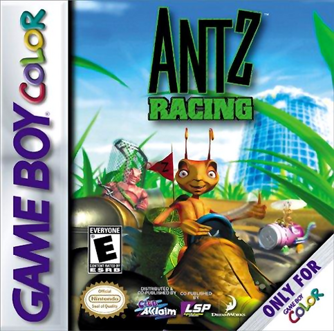 File:Antz Racing for Nintendo Gameboy Colour.png