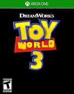 Toy World 3 for Microsoft XBOX One