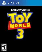 Toy World 3 for Sony PlayStation 4