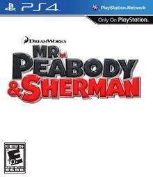 Mr. Peabody & Sherman for Sony PlayStation 4