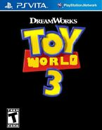 Toy World 3 for Sony PlayStation Vita