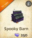 Spooky Barn