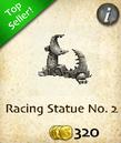 Racing Statue No. 2