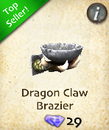 Dragon Claw Brazier