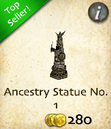 Ancestry Statue No. 1
