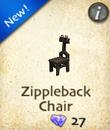 Zippleback Chair