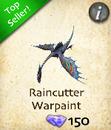 Raincutter Warpaint