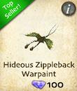Hideous Zippleback Warpaint