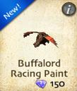 Buffalord Racing Paint