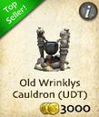 Old Wrinklys Cauldron (UDT)