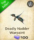 Deadly Nadder Warpaint