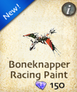 Boneknapper Racing Paint