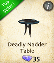 Deadly Nadder Table
