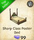 Sharp Class Poster Bed