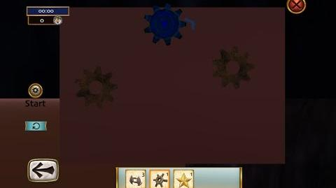 Mysterious Gear Minigame - School of Dragons