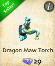 Dragon Maw Torch