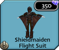 Shieldmaiden flight suit
