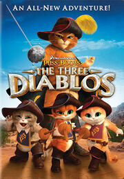 Puss in Boots The Three Diablos poster