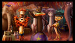 Circus animals bgl2