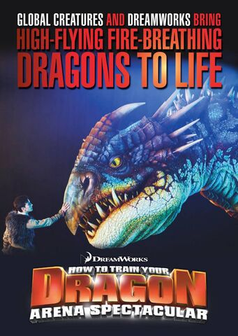 File:How to Train Your Dragon Arena Spectactular poster 1.jpg