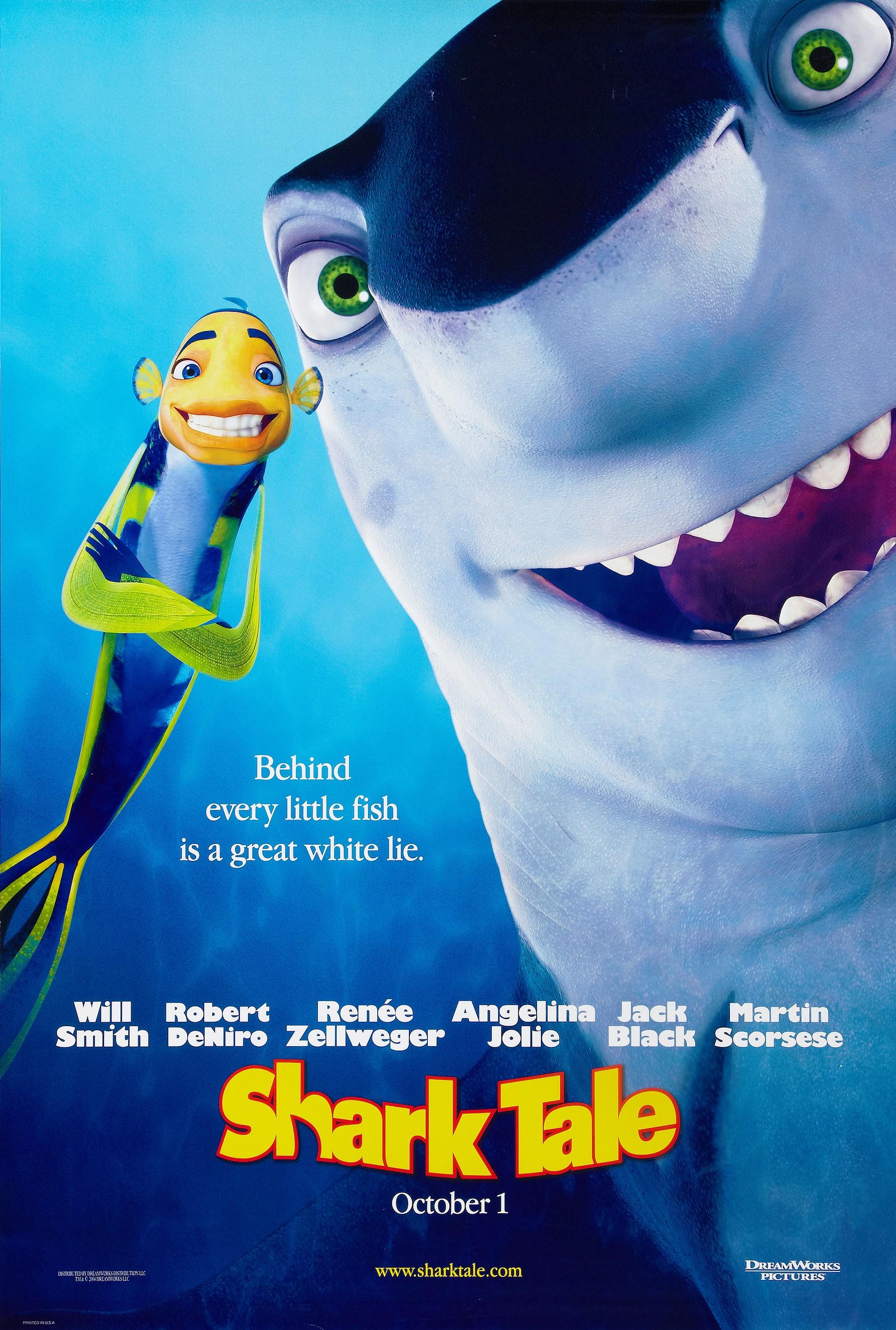 File:Shark Tale poster.jpg