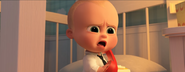 Boss Baby speaking to Tim