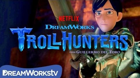 DreamWorks Troll Hunters Official Trailer