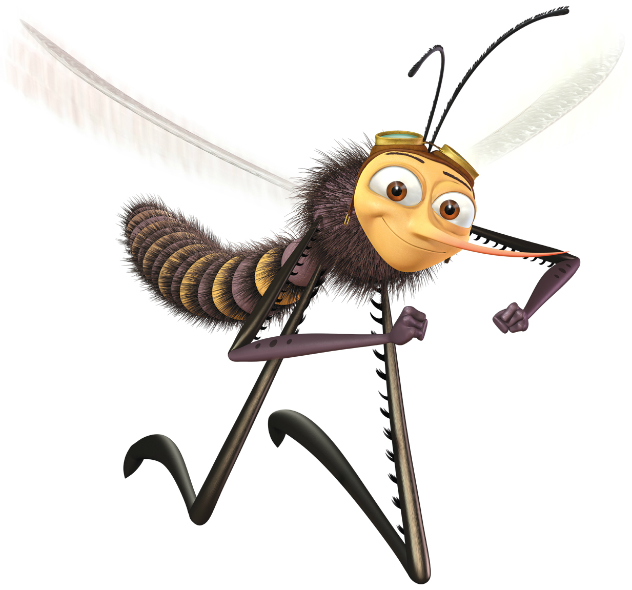 Bee Movie Mooseblood