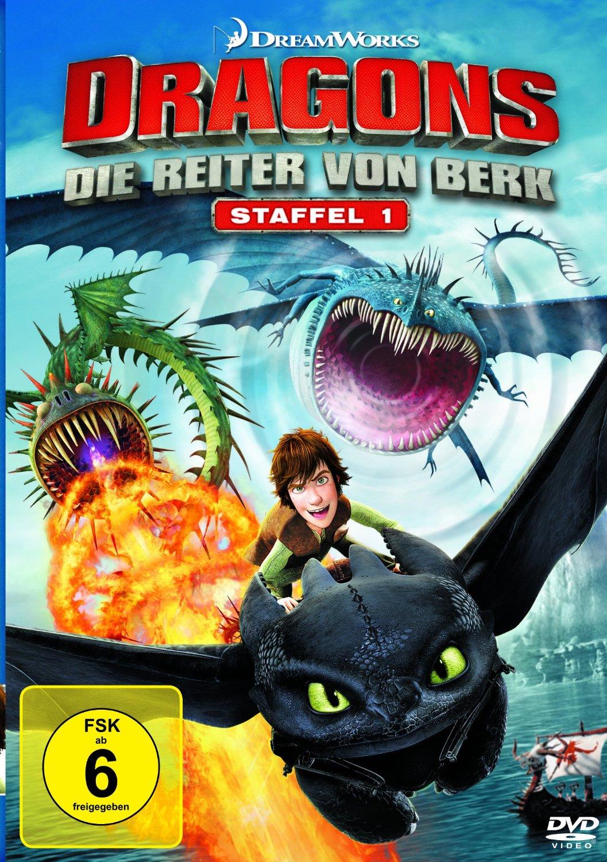 Dragons Die Reiter Von Berk Staffel 1
