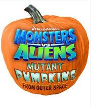 Monsters vs. aliens mutant pumpkins
