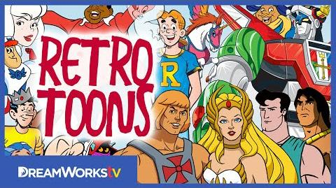 He-Man, Casper, Voltron & the Best Retro Toons on DreamWorksTV OFFICIAL TRAILER