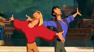 Miguel and Tulio in El Dorado
