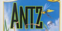 Antz Home Video