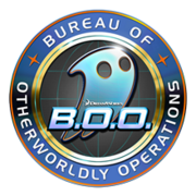 B.O.O.- Bureau of Otherworldly Operations