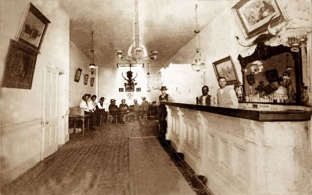 File:Long Branch Saloon interior.jpg